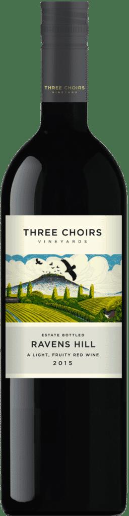 Three Choirs Vineyards Ravens Hill Red Wine