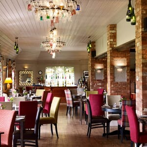 Three Choirs Vineyards Restaurant